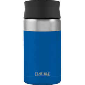 CamelBak Hot Cap Bidon 400ml niebieski